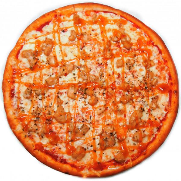 Пицца Кисло-сладкая курочка