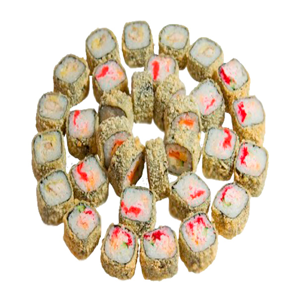 Запеченный килограмм темпуры